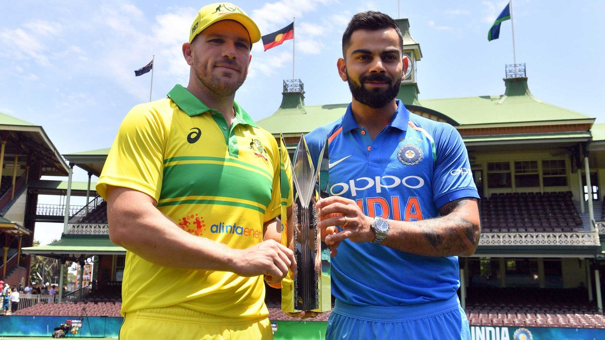 AUS v IND 2018-19: Second ODI - Statistical Preview