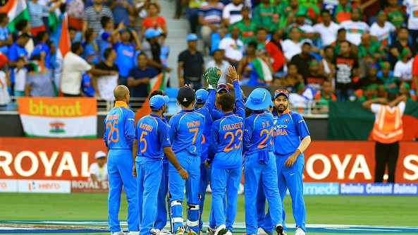 Team India will play five ODIs against WI | Getty