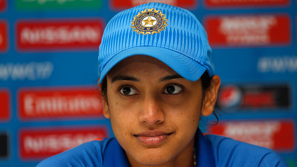 Smriti Mandhana delighted after getting Arjuna Award, says it will motivate her