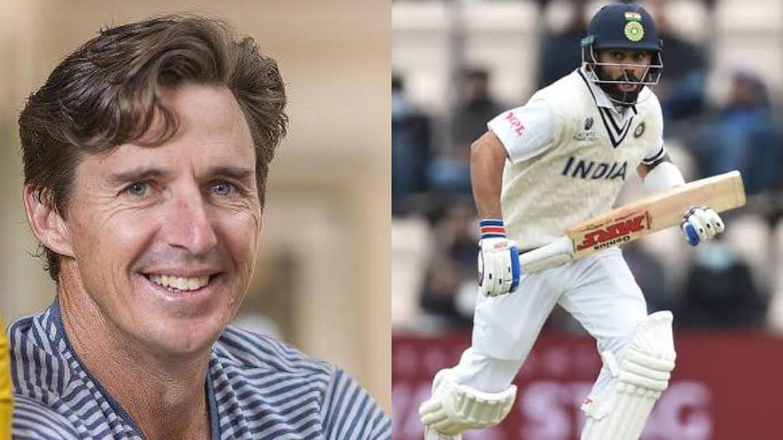 WTC 2021 Final: Brad Hogg feels Virat Kohli made huge statement by walking in to bat just before stumps