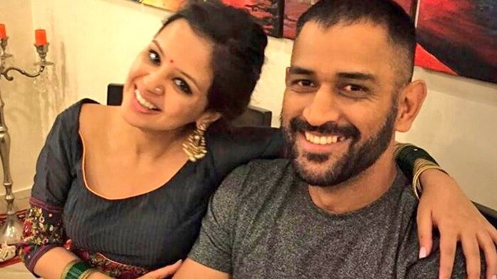 Chennai Super Kings wishes MS Dhoni and Sakshi on their 10th wedding anniversary