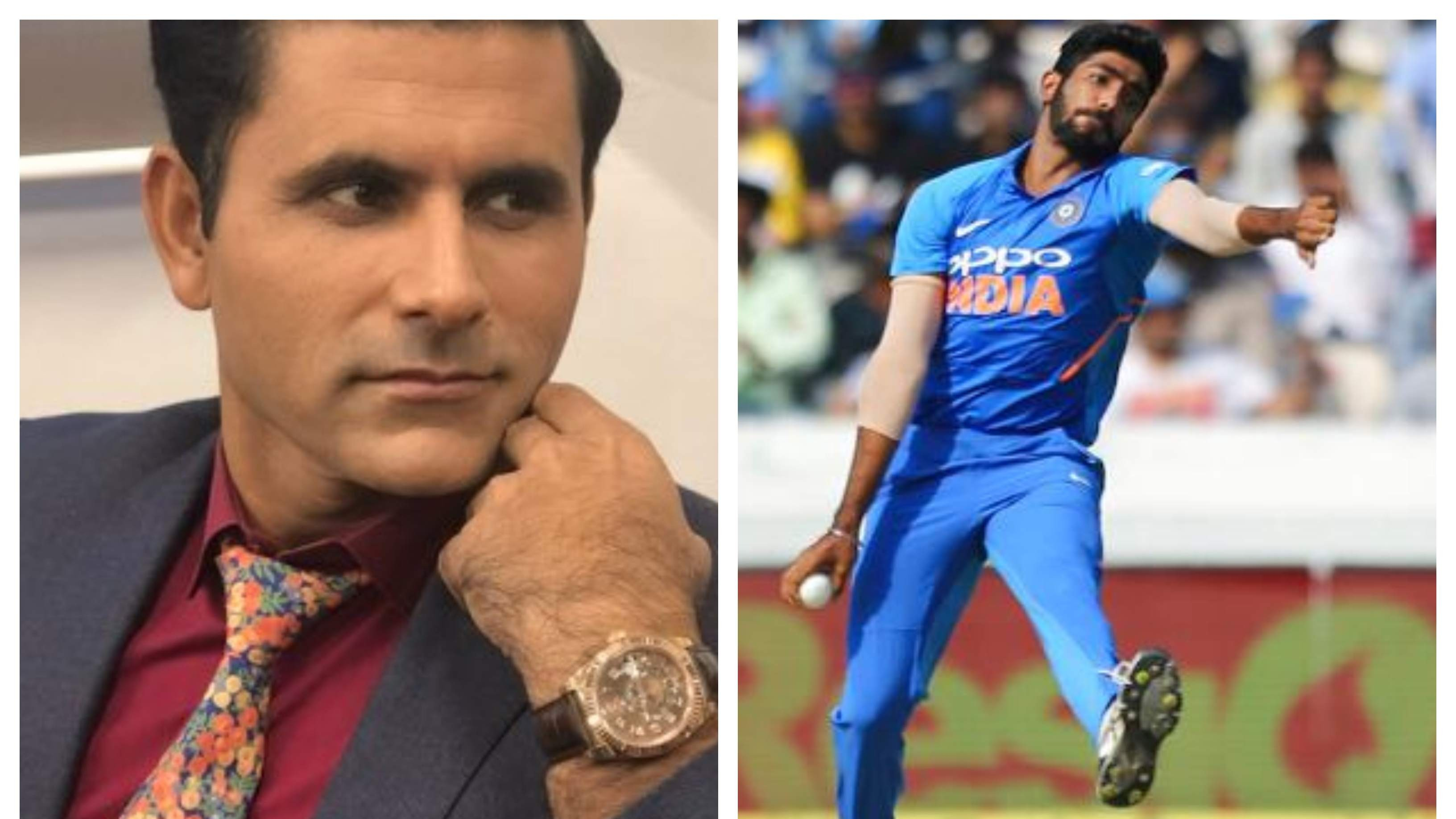 Razzaq terms Bumrah as a baby bowler; says he would have dominated the India pacer