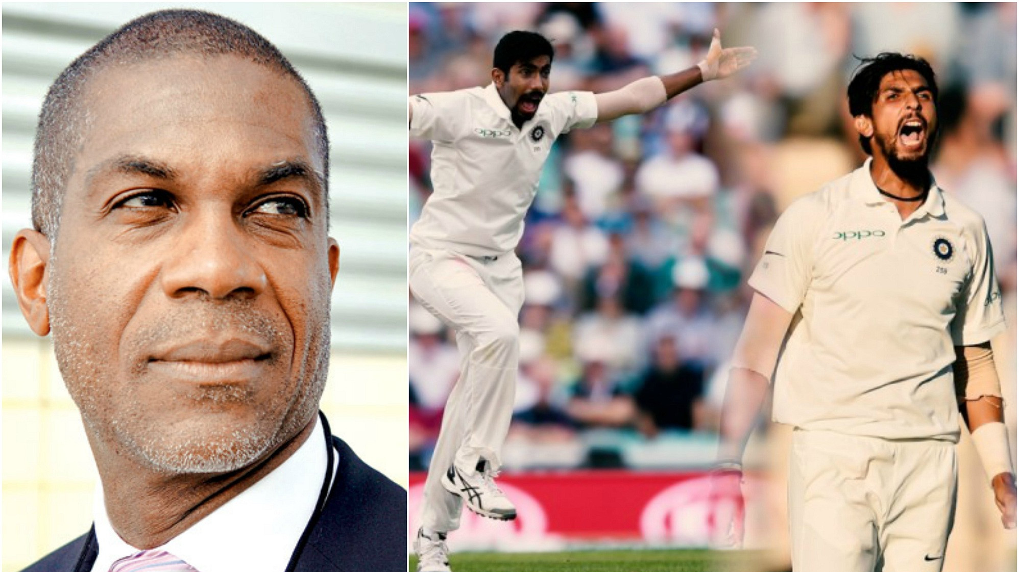 Michael Holding impressed with India's fast bowling prowess