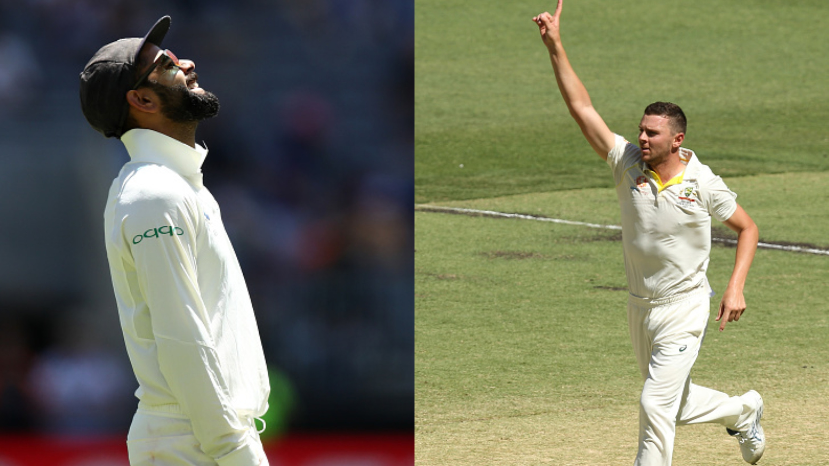 AUS v IND 2018-19: Josh Hazlewood says Virat Kohli is not his main target in the Test series
