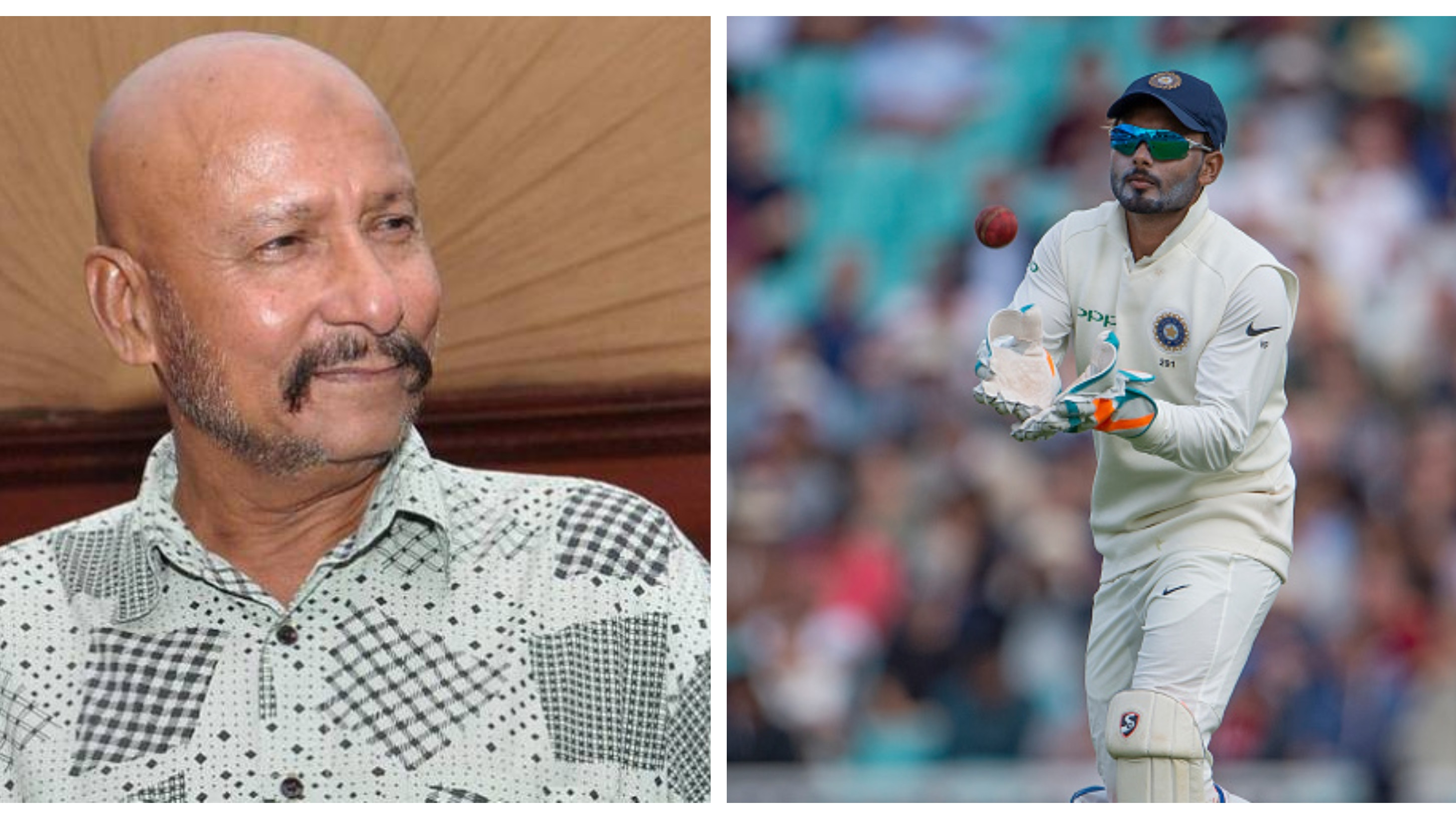 Rishabh Pant will be indispensable if he improves his wicket-keeping, says Syed Kirmani