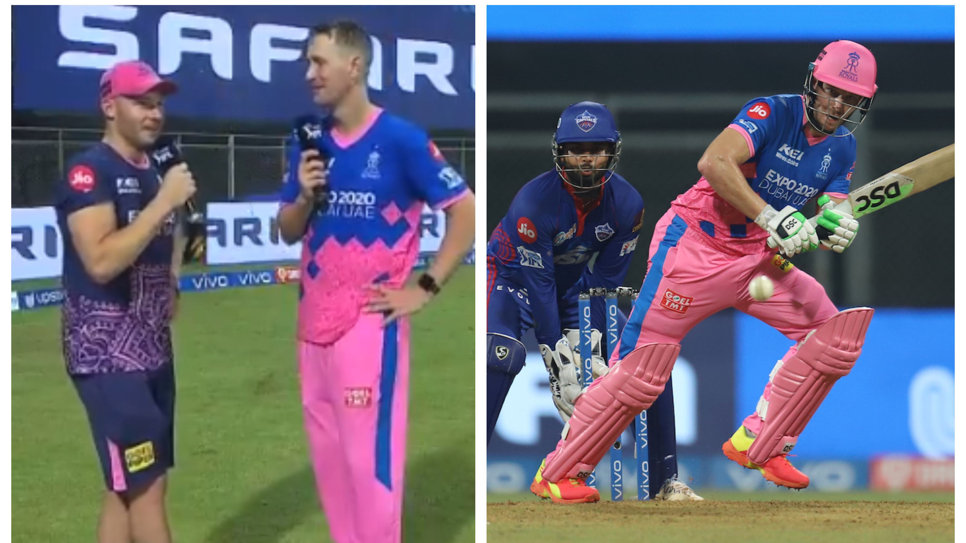 IPL 2021: WATCH – 'I wasn't expecting to play', says David Miller after his heroics in RR's win over DC