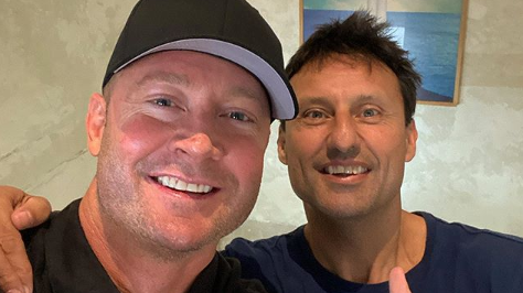 Michael Clarke learning how to wake up at 4 AM after divorce with wife Kyly