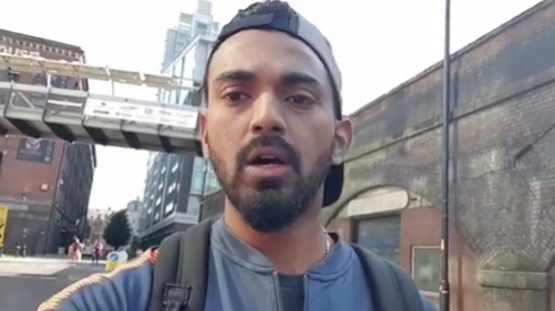 ENG v IND 2018: WATCH – KL Rahul takes fans on a journey with Team India on Instagram