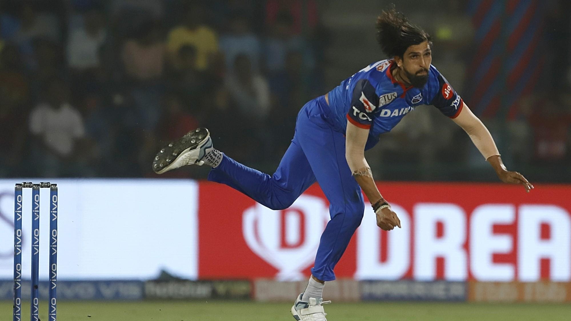 IPL 2020: Ishant Sharma picks up back injury at training ahead of DC's opening game