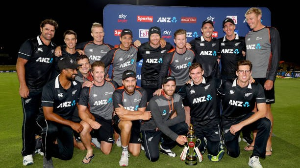 NZ v IND 2020: Third ODI - Statistical Highlights