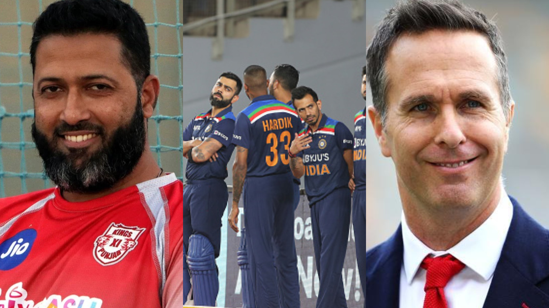IND v ENG 2021: Jaffer's slick reply to Vaughan for calling Mumbai Indians better than Team India