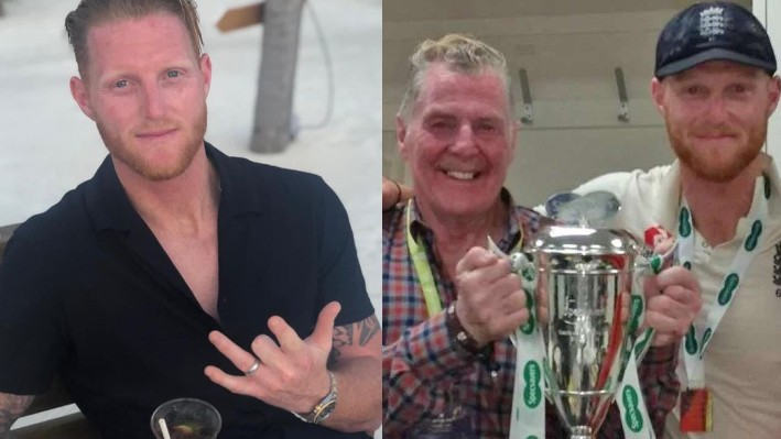Ben Stokes shares emotional post after father Ged's demise on Tuesday