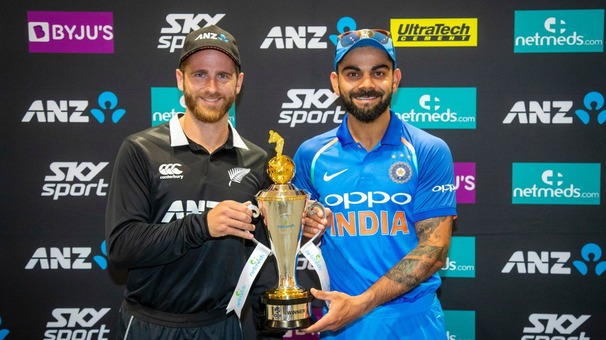 NZ vs IND 2019: Third ODI - Statistical Preview