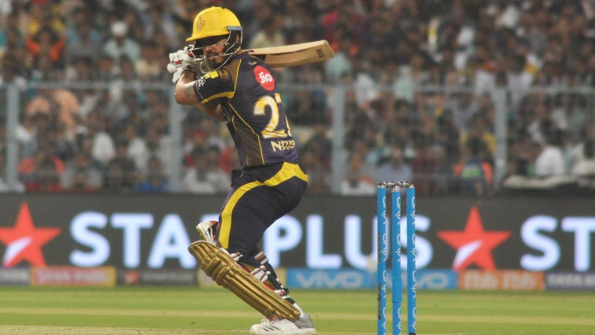 IPL 2018 : नीतीश राणा का चेन्नई सुपरकिंग्स के खिलाफ मुकाबले में खेलना हैं अनिश्चित