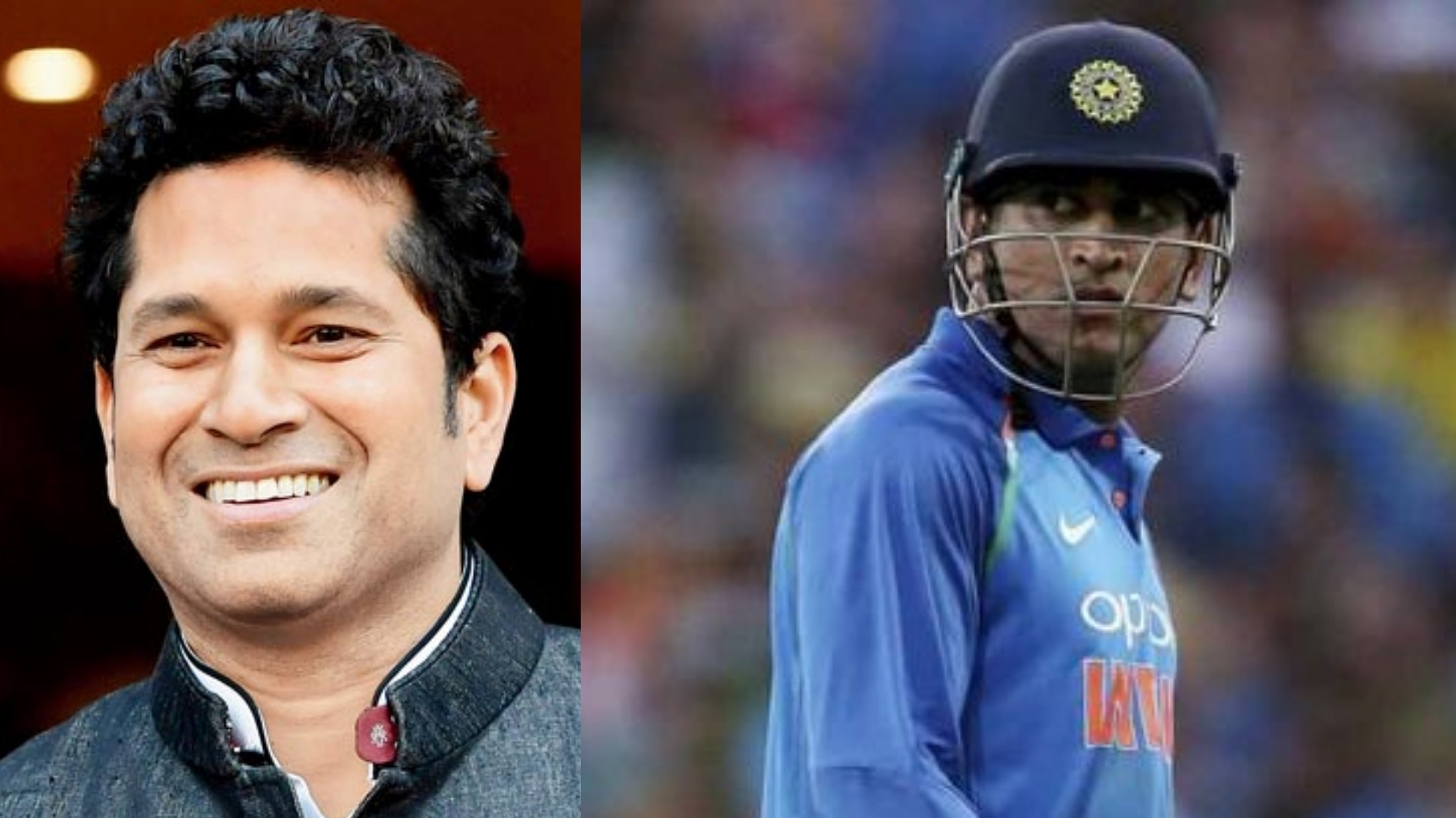 CWC 2019: Sachin Tendulkar reveals where MS Dhoni should bat for India in World Cup