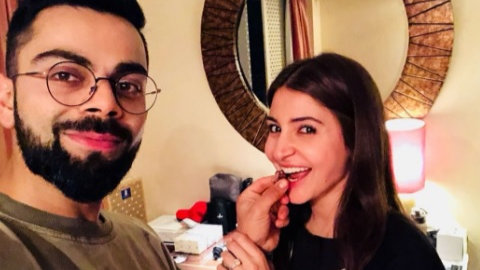 Virat Kohli calls Anushka Sharma his source of positivity on her birthday