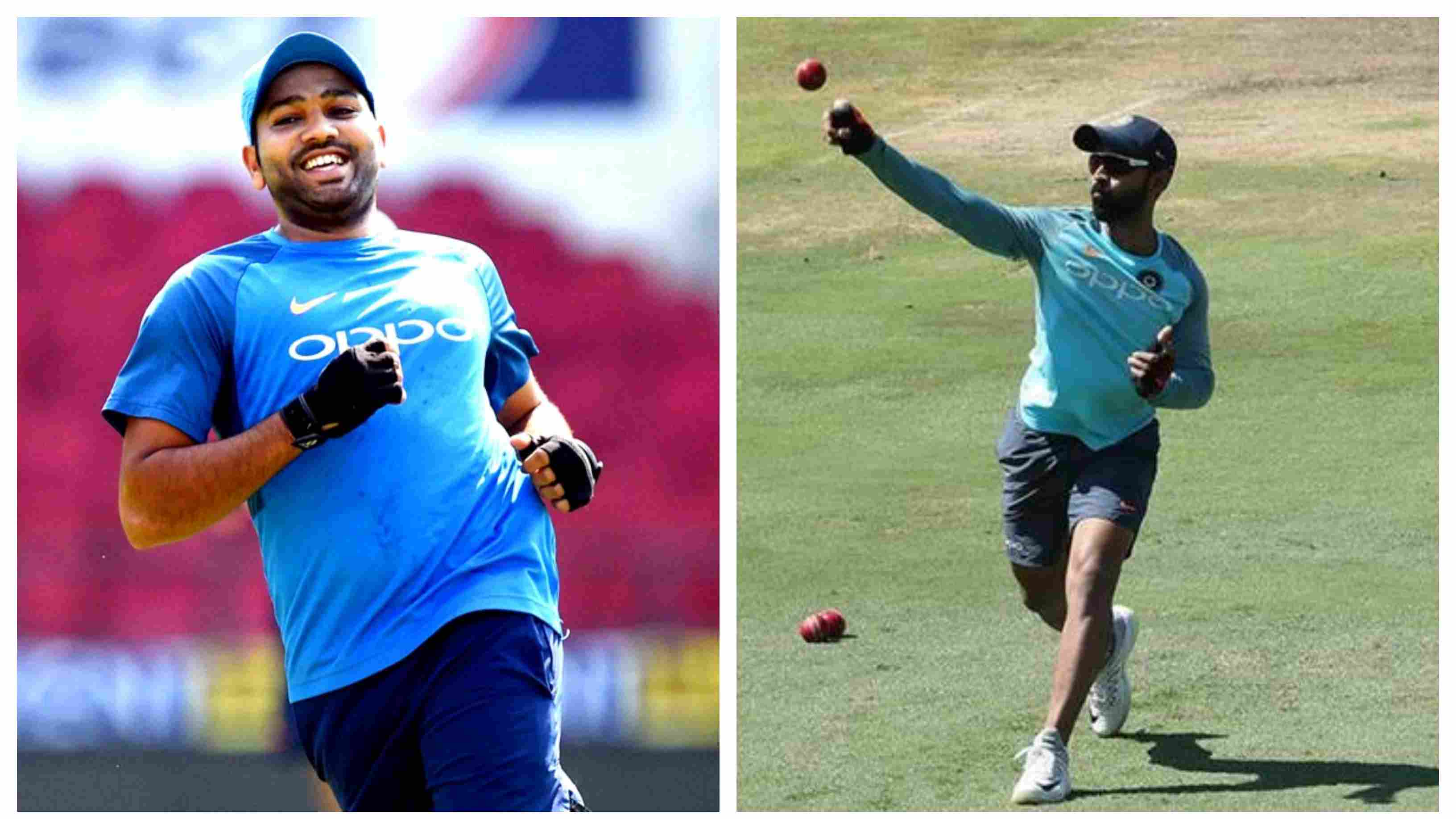 Rohit Sharma to undergo the Yo-Yo Test, Ajinkya Rahane on standby for England ODIs