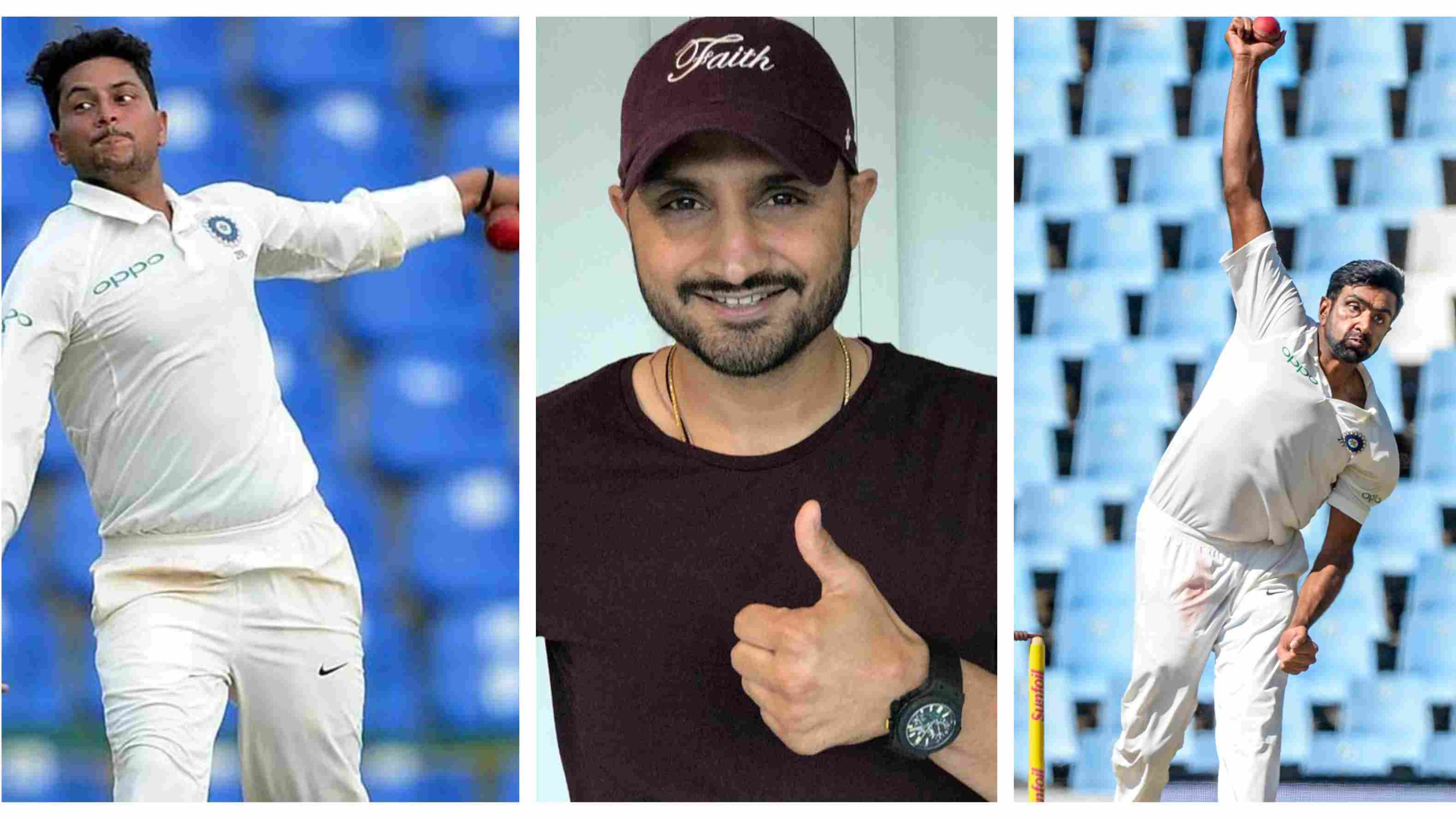 ENG v IND 2018: Harbhajan Singh picks his first-choice India spinner for England Tests