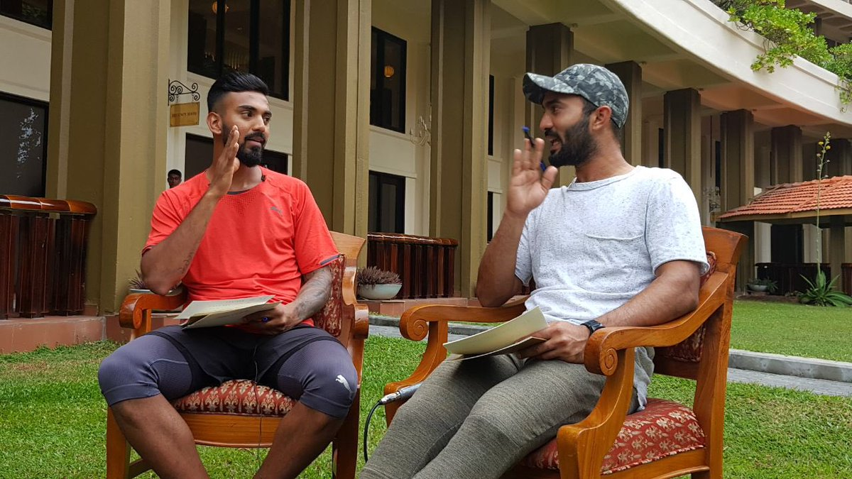 Watch – KL Rahul and Dinesh Karthik take the best friend challenge and chat about vacation and shopping