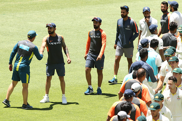 Team India had to swallow a bitter loss at Perth after a batting failure cost them the match | Getty