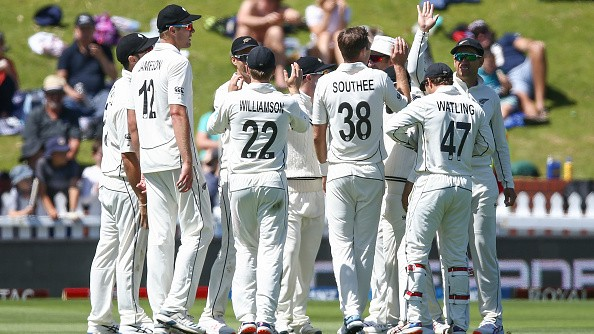 NZ v IND 2020: New Zealand claim 1-0 lead with a thumping 10-wicket victory in Wellington Test