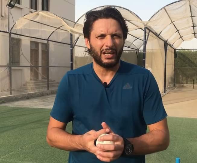 Shahid Afridi will play for for the Kathmandu Kings XI in the EPL 2021 | Twitter