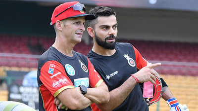 IPL 2018: Virat Kohli's criticism for RCB's poor season unfair, says Gary Kirsten