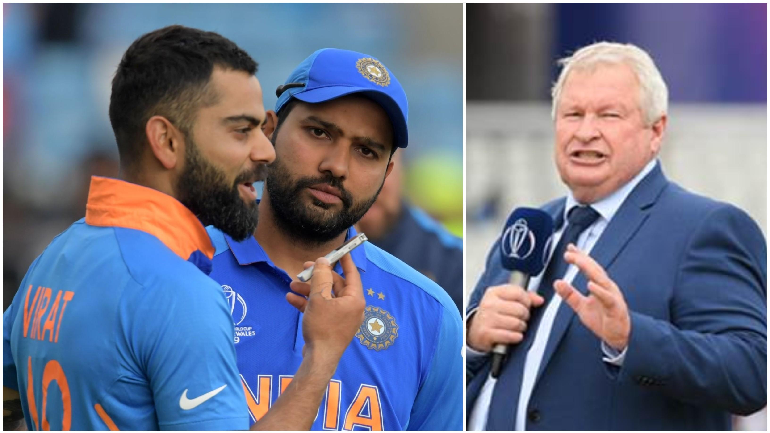 विराट कोहली और रोहित शर्मा को इयान स्मिथ ने बताया इस युग के सबसे बेहतरीन बल्लेबाज