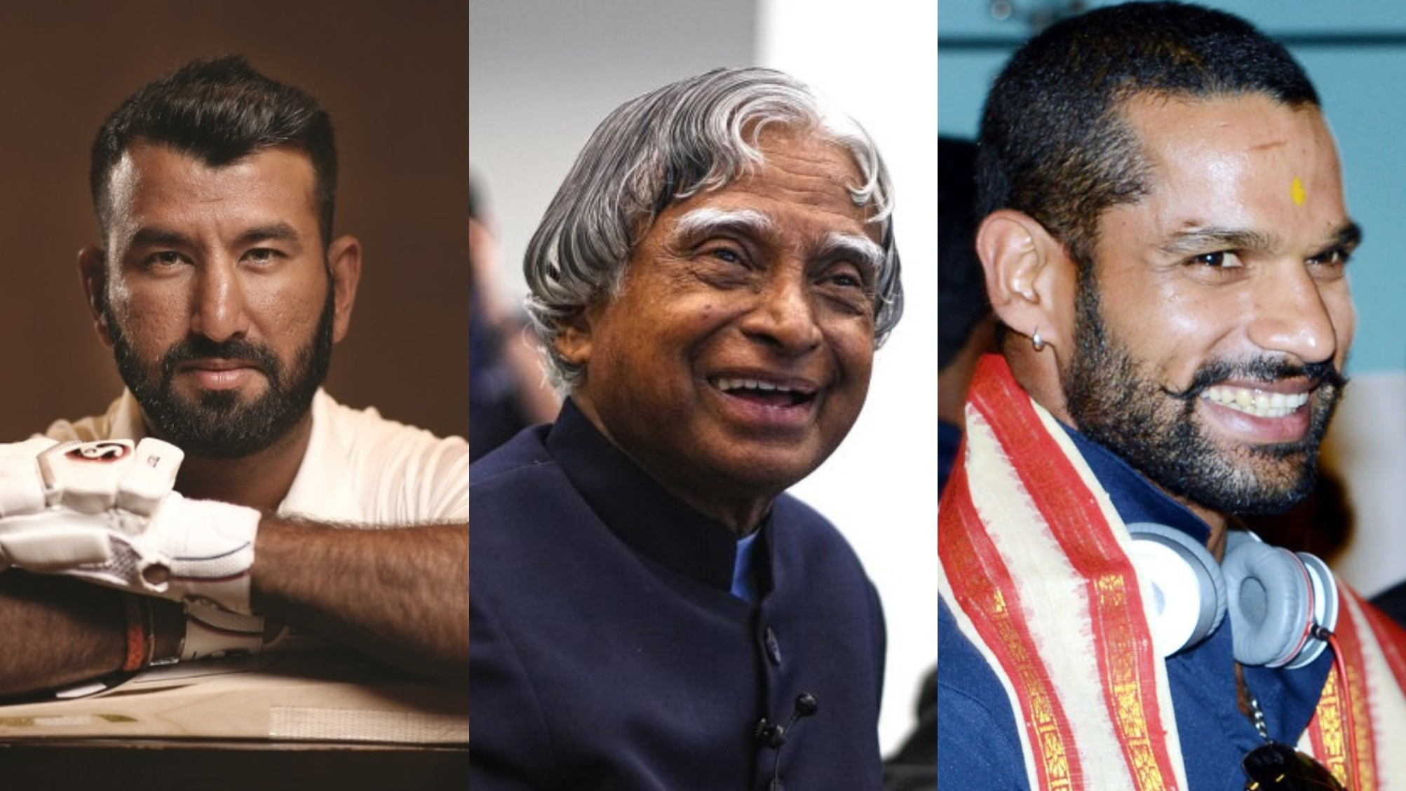 Indian cricketers pay tribute to former India President APJ Abdul Kalam on his 88th birth anniversary