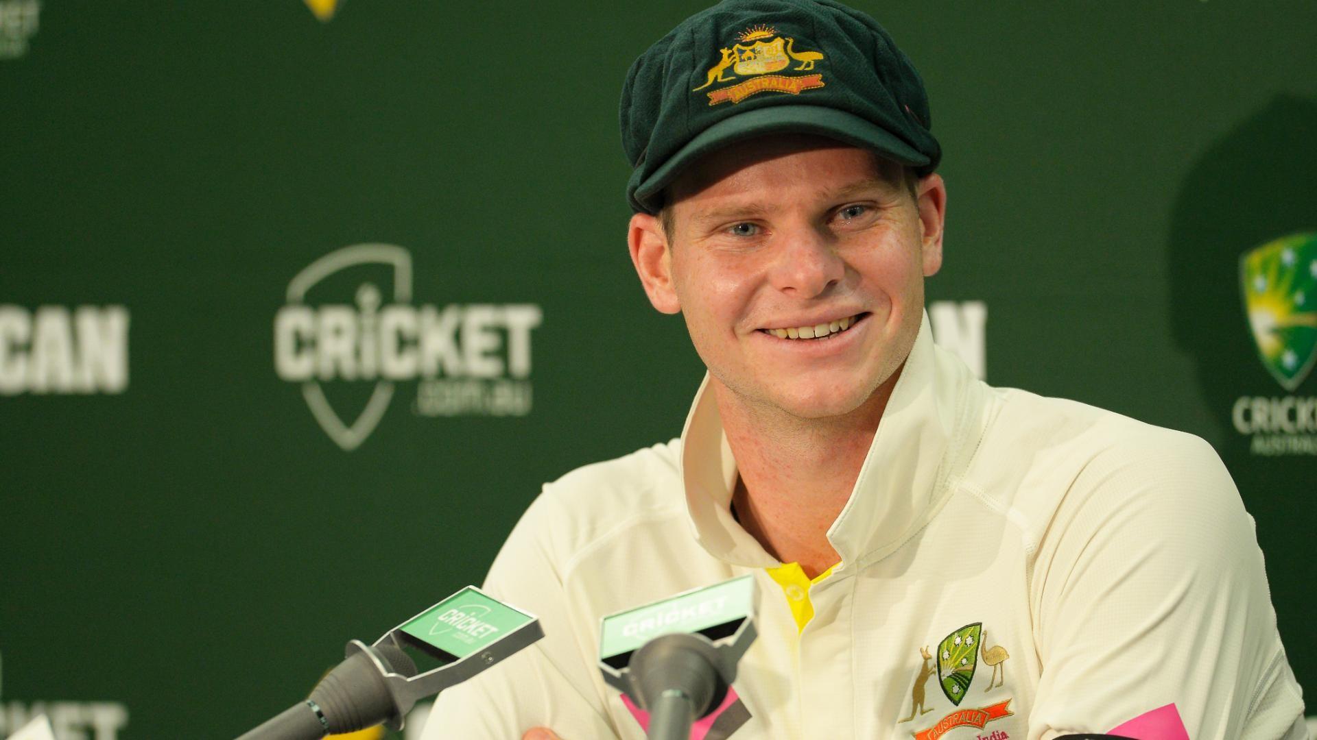 Smith's injury is a concern for Australia. (Getty)