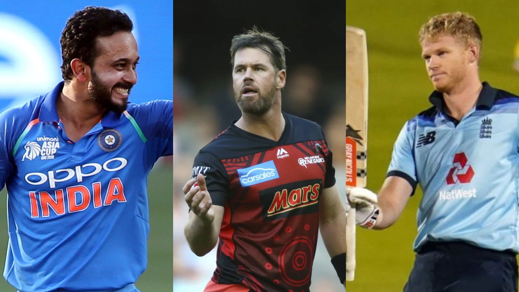 IPL 2021 Auction: RCB buys Dan Christian; DC rope in Sam Billings; Kedar Jadhav sold to SRH