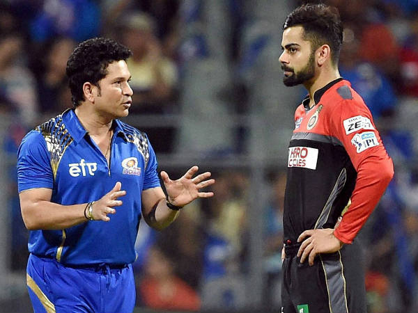 Comparisons between Sachin and Kohli have already started doing the rounds in media. (AFP)