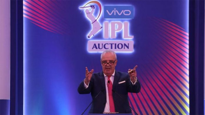 IPL auction has been scheduled for December 19, 2019 in Kolkata