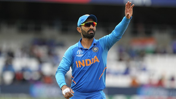 Dinesh Karthik to captain a strong Tamil Nadu squad in the upcoming Vijay Hazare Trophy