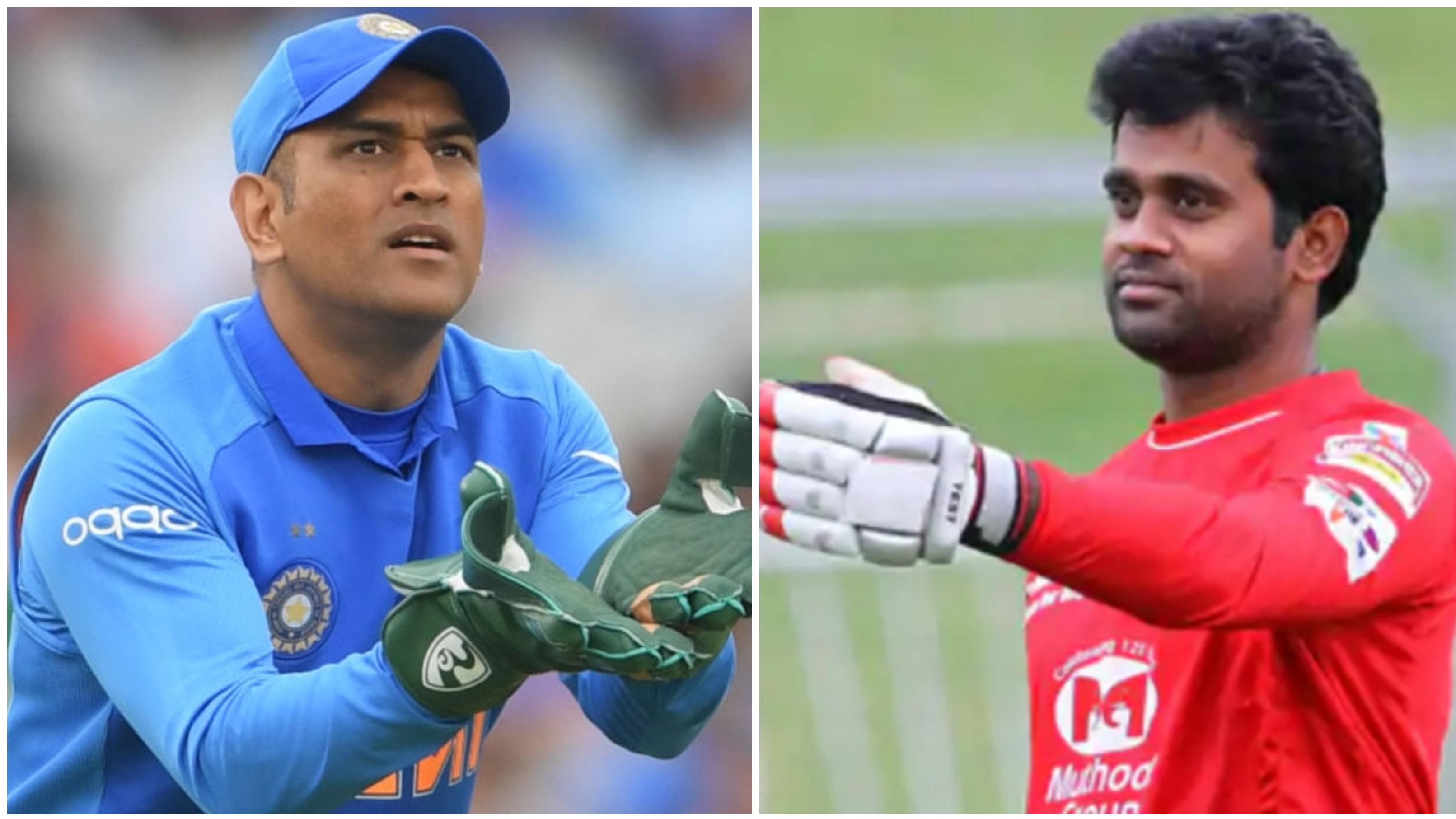 महेंद्र सिंह धोनी को विश्वकप 2023 में खेलते देखना चाहता हैं पूर्व क्रिकेटर वेणुगोपाल राव
