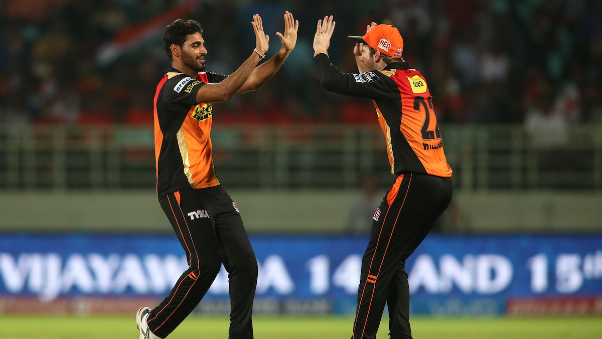 IPL 2018: Kane Williamson hoping  for Bhuvneshwar Kumar's comeback against DD