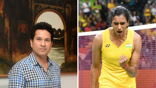 Sachin Tendulkar congratulates PV Sindhu on her birthday