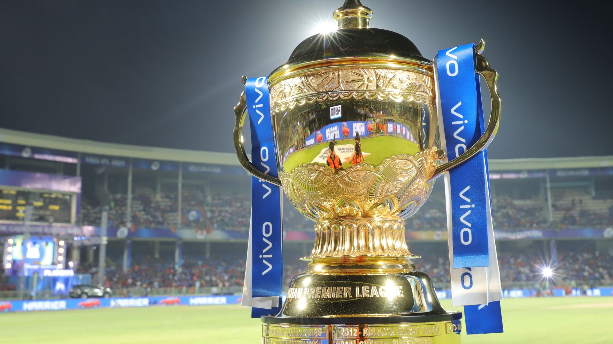 IPL 2020: BCCI hunts for a new title sponsor as VIVO backs out from IPL 13