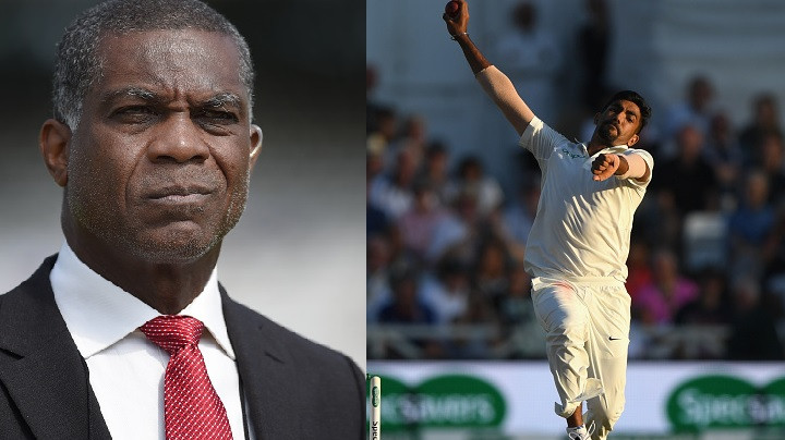 ENG v IND 2018: Michael Holding isn't impressed with Jasprit Bumrah's new ball bowling skills
