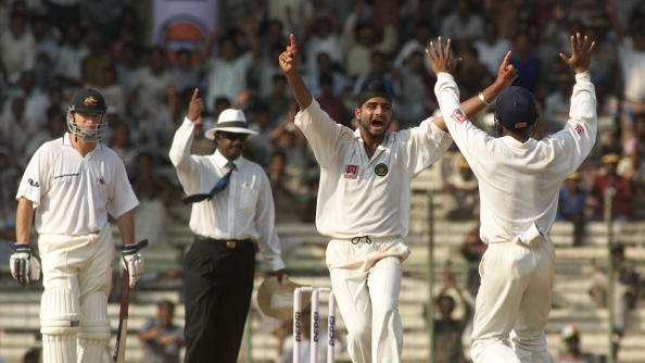 Border-Gavaskar Trophy 2001 win changed the face of Indian cricket, says Harbhajan Singh
