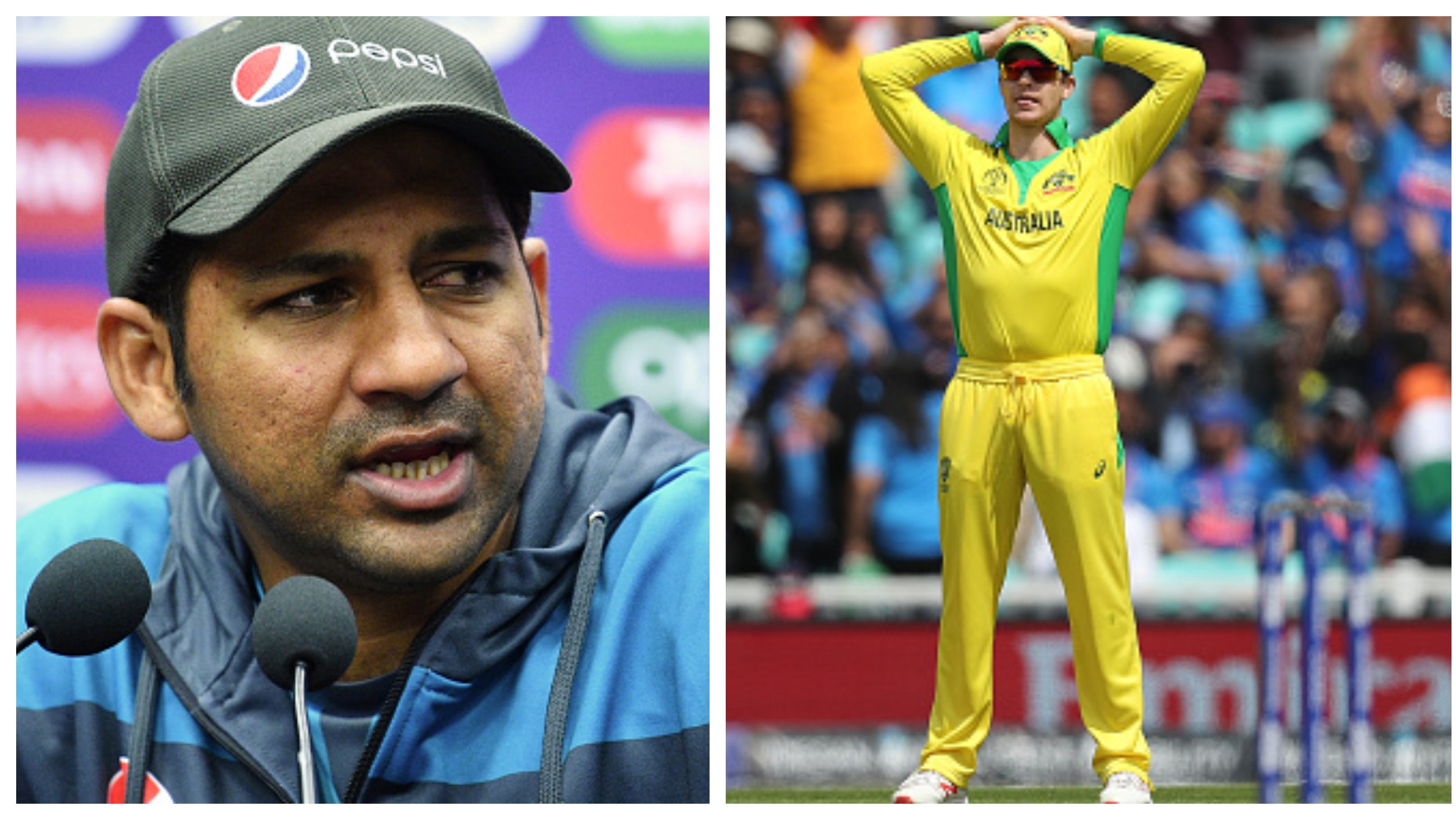 "CWC 2019: ""Pakistani people love cricket, they won't boo Steve Smith"", says Sarfaraz Ahmed"