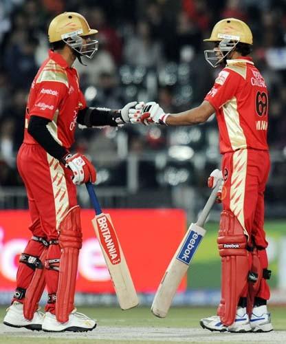 Manish Pandey called it a surreal experience batting alongside his childhood hero Rahul Dravid