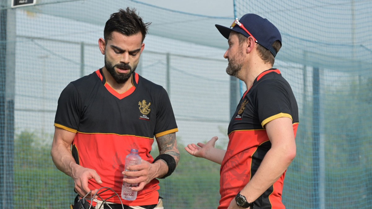 IPL 2020: Mike Hesson wants RCB to adjust swiftly to UAE tracks