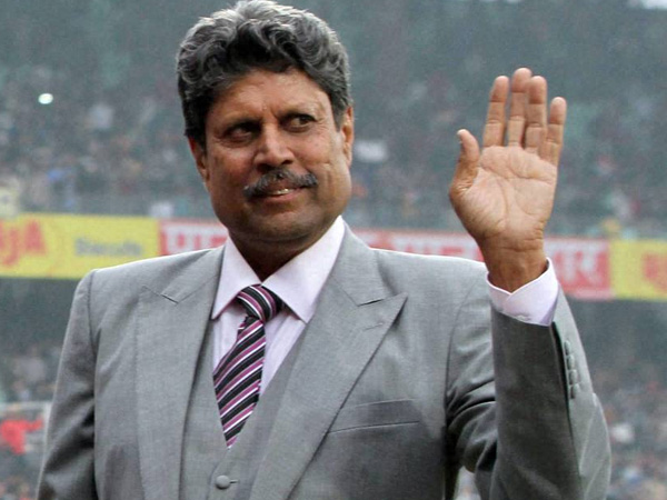 Kapil Dev impressed with India U19's dominating performance
