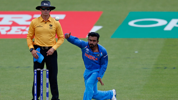 Kedar Jadhav opens up about his unorthodox bowling style