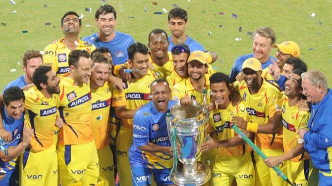 IPL 2018 - Chennai Super Kings: Statistical Preview