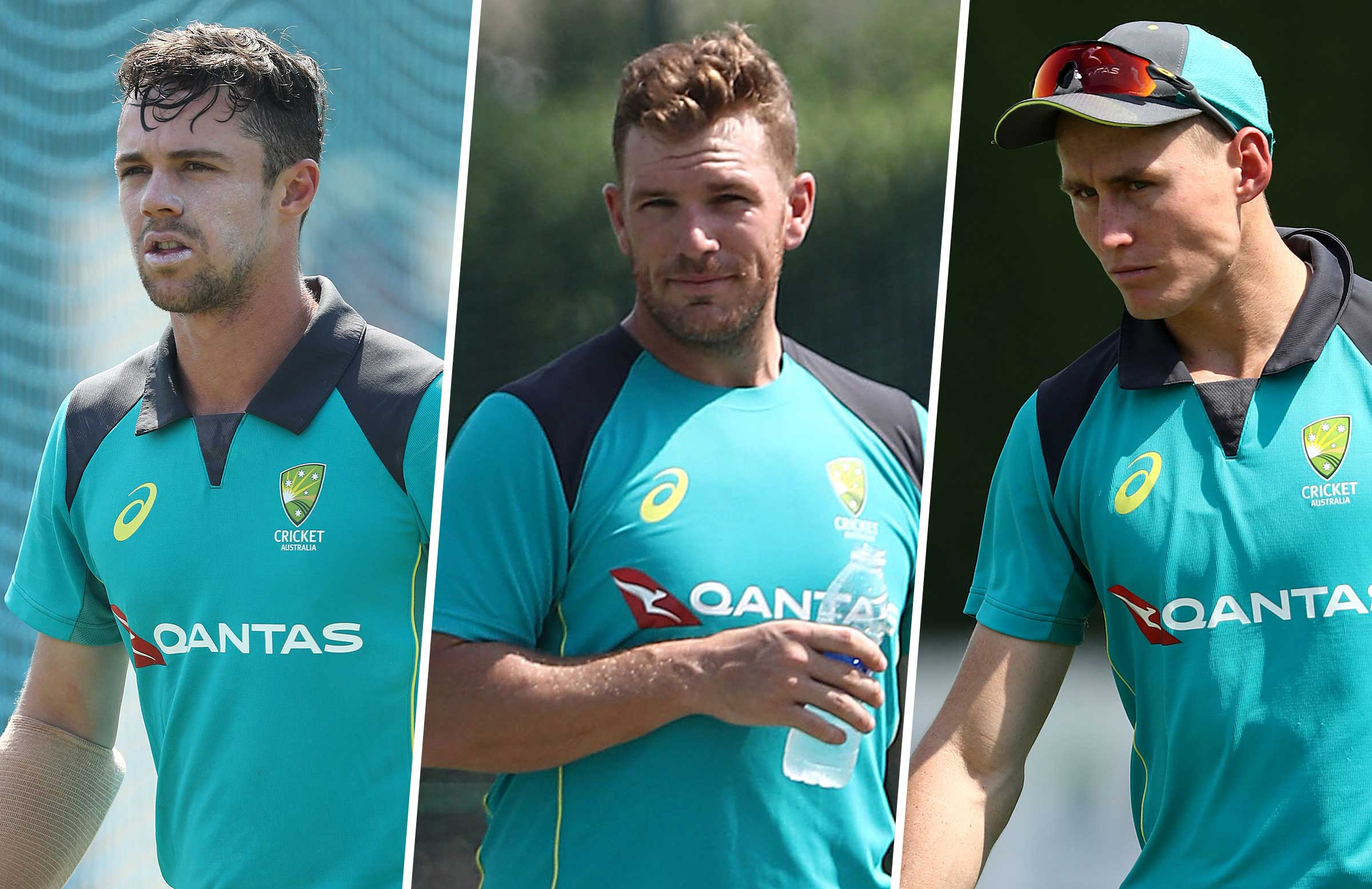 Australia will hand maiden Test cap to Travis Head, Aaron Finch and Marnus Labuschagne in Dubai on Sunday morning