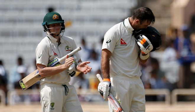 Glenn Maxwell is eyeing a Test comeback against Pakistan. (AFP)