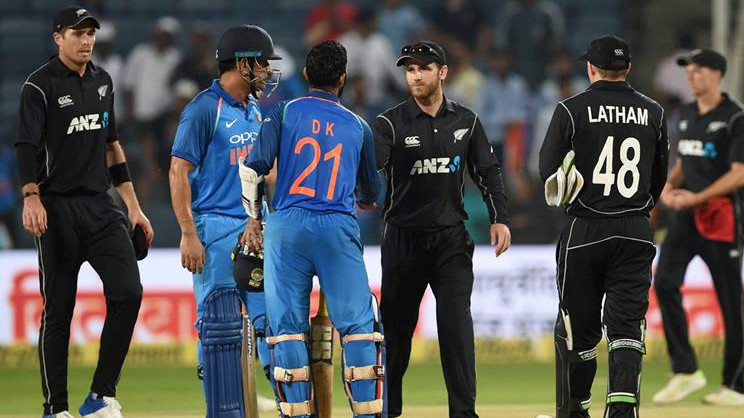 NZ v IND 2019 : A look at New Zealand vs India ODI rivalry in Statistics