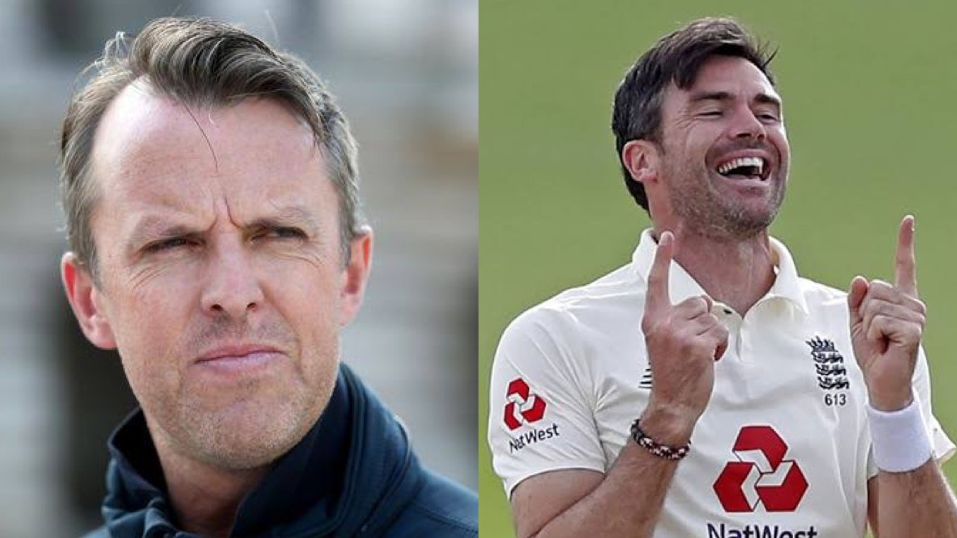 IND v ENG 2021: Graeme Swann says kingpin of England bowling James Anderson key in pink ball Test